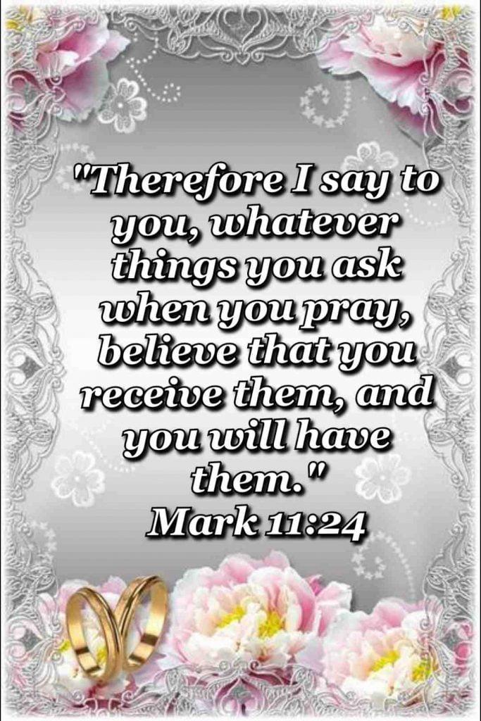 bible varses wallpaper faith (Mark 11:24)